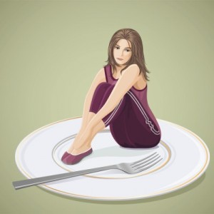 When Your Daughter Struggles with Anorexia Nervosa